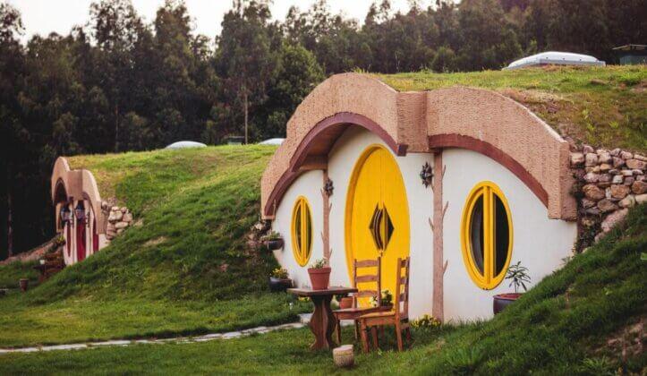 Pas cu Pas: Cum Să-ți Construiești Propria Căsuță de Hobbit (video) 3