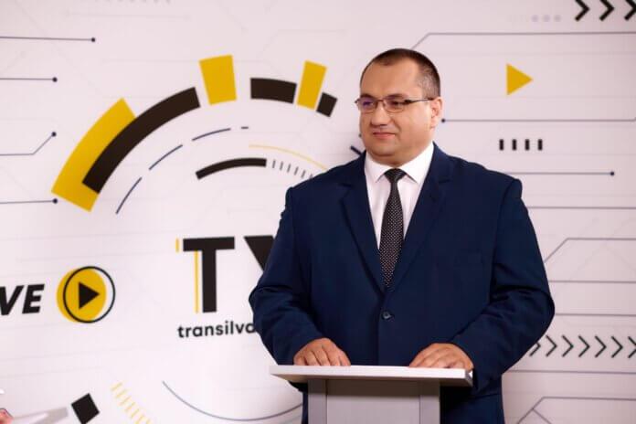 Cristian Terhes Europarlamentar PNTCD Salaj