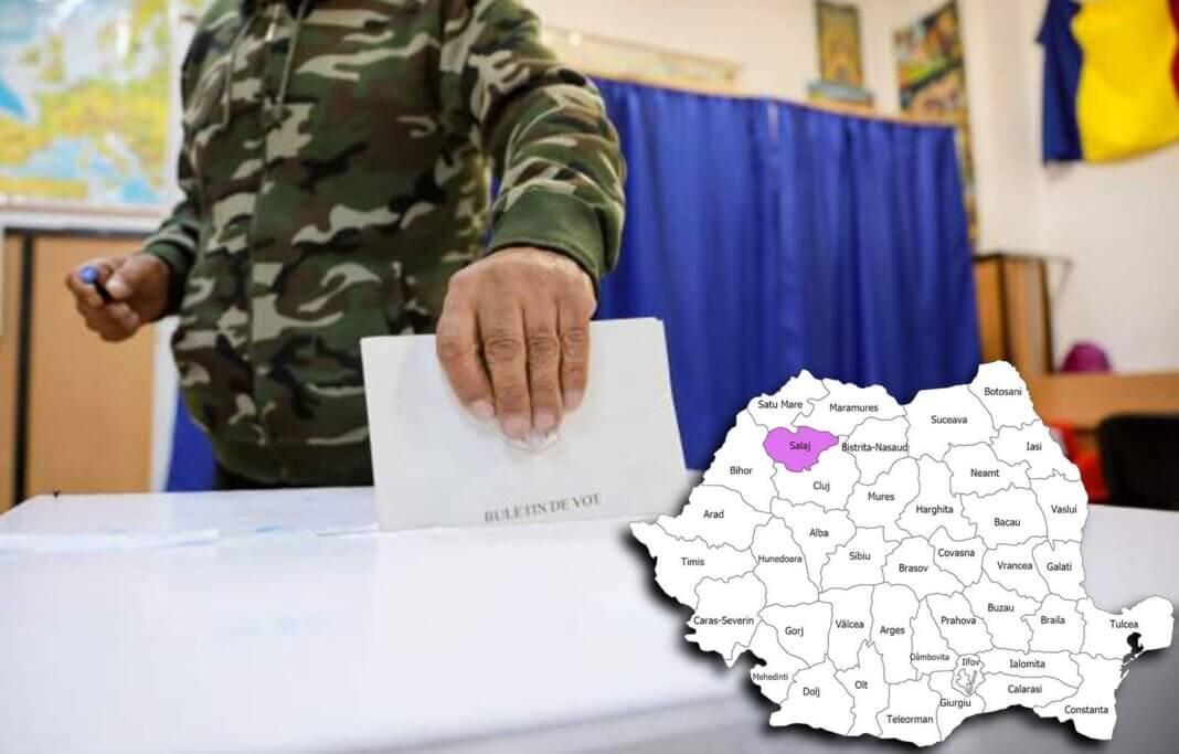 Rezultate Alegeri Parlamentare 2020 Salaj